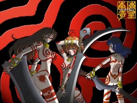 Neoranga anime